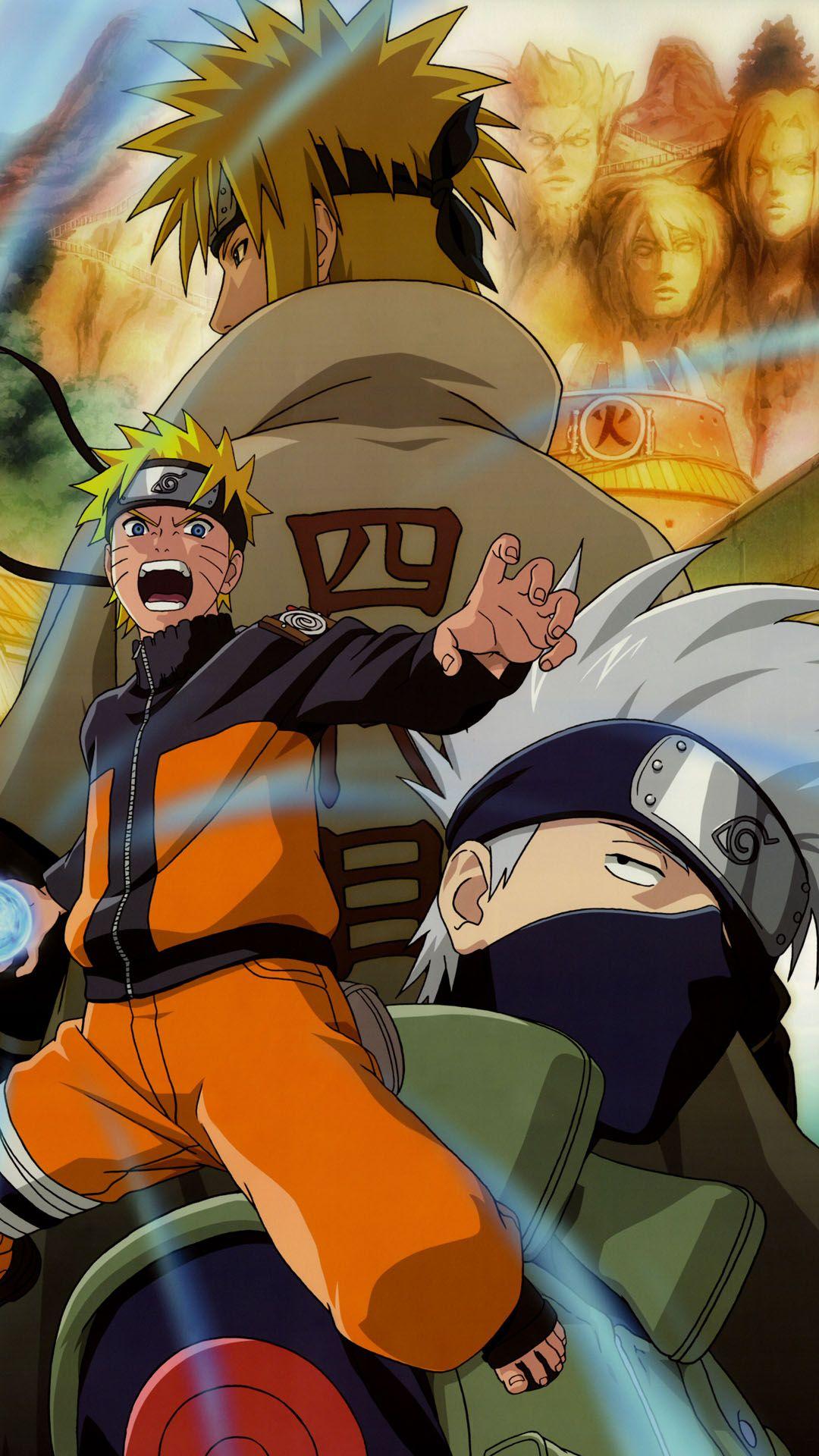 Hd Wallpaper And Background Photos Of Kakashi Hatake, Naruto And
