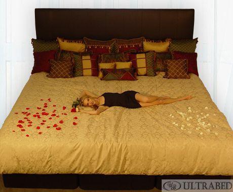 Pin By Rabbit Mann On Big Beds King Size Mattress Ultra