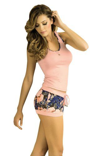 7bf771bc293c Adriana Arango 2 Piece Fine Women s Pajama Top « Clothing Impulse. whole  outfit for my Edlyn.