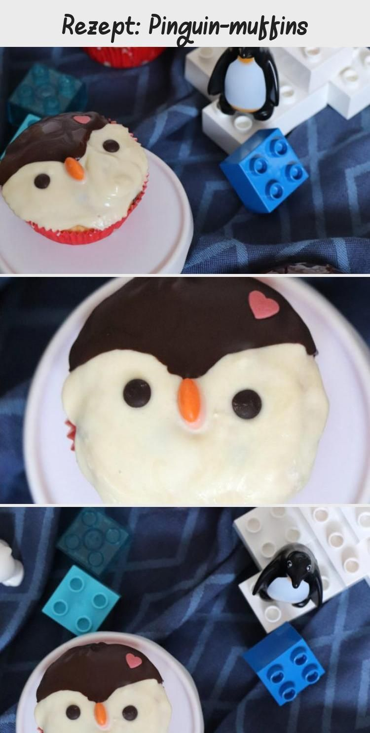Photo of Rezept: Pinguin-Muffins – Lavendelblog #PinataKuchenEinfach #PinataKuchenRezept …