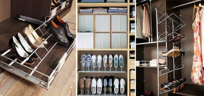 Картинки по запросу полки для обуви в шкаф купе | Шкаф ...