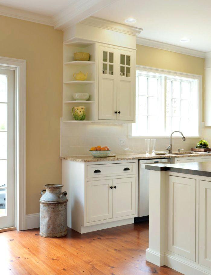 image result for open corner shelf shaker cabinets kitchen in 2019 kitchen cabinet shelves on kitchen cabinets corner id=20416
