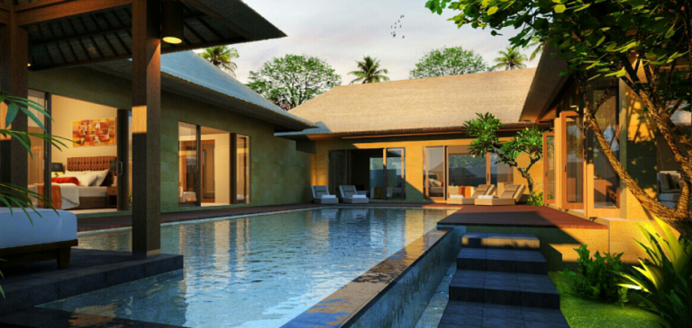 20 Modern Balinese House Style Ideas House Styles Bali House