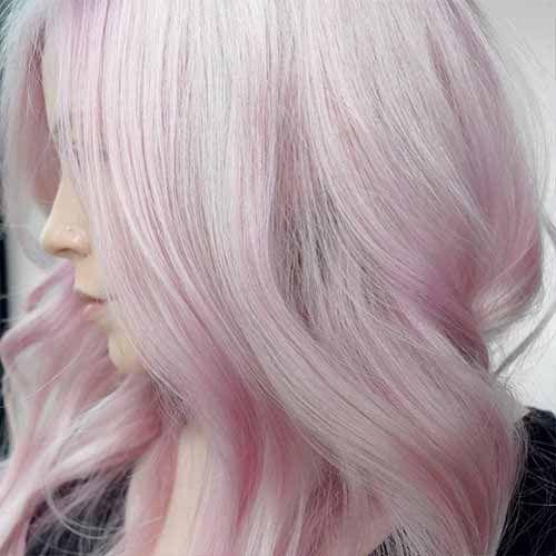 20 erstaunliche Platin-Haartöne zum Probieren, #erstaunliche #haartone #platin #probieren