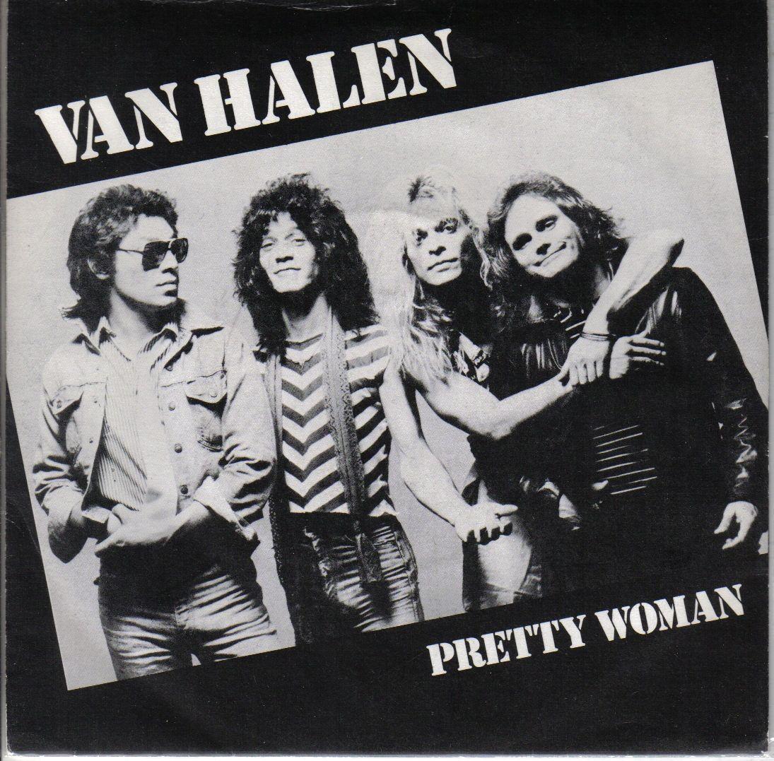 Van Halen Van Halen Halen Pretty Woman