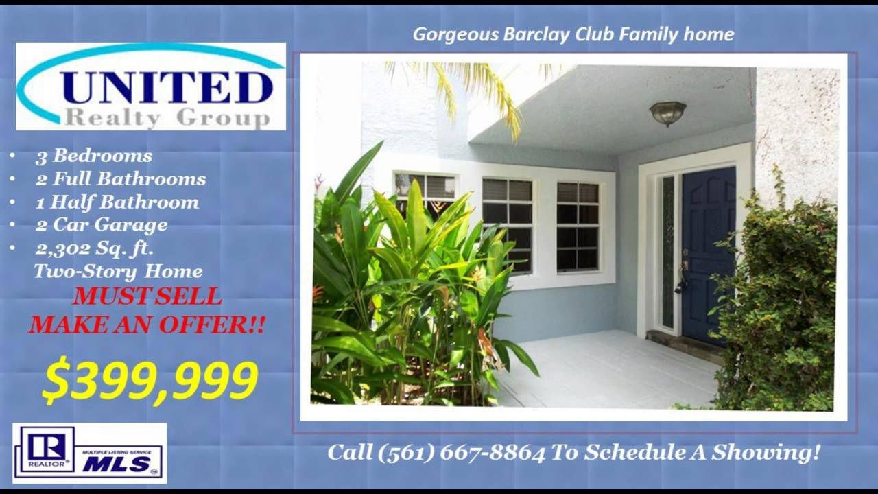 Beautiful 4/3 Single Family Home in St. Port Lucie | Single family ...