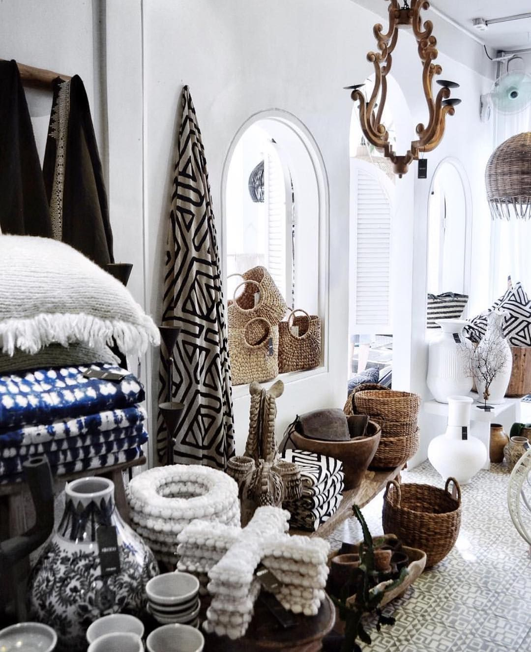 Kim Soo Home - a world famous textile and decor shop located in