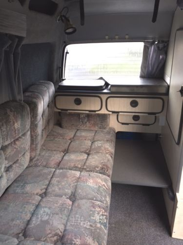 Campervan Daihatsu Hijet 1 3 Leisure No Reserve With Images