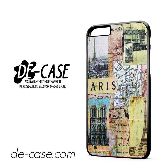 Paris France DEAL-8470 Apple Phonecase Cover For Iphone 6/ 6S Plus