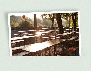 #Beer #benches. You Wonu0027t Ever Find A Table For Two In