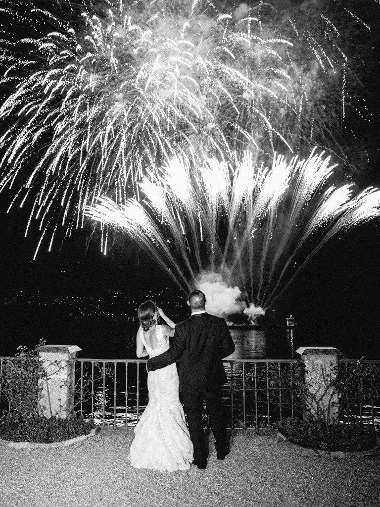 Lake Como Wedding Part Two Villa D Este Cernobbio Italy Lake Como Wedding Destination Wedding Italy Wedding Fireworks