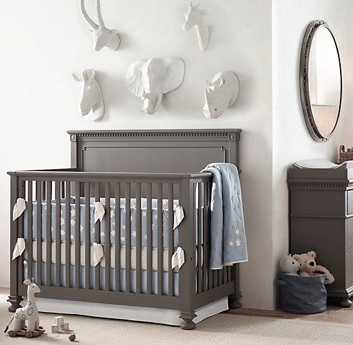 Jameson Conversion Crib Cribs Baby Boy Nursey Rh Baby
