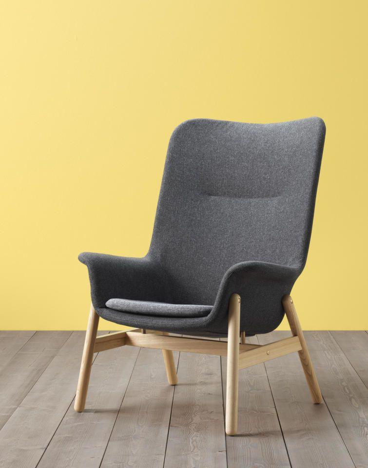 Fotoliu Ikea Vedbo 990 Lei Home Armchair Fauteuil Design