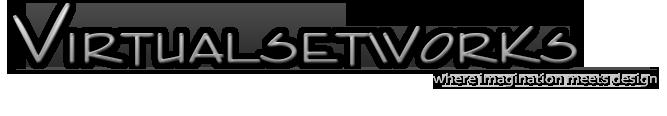 virtual set logo