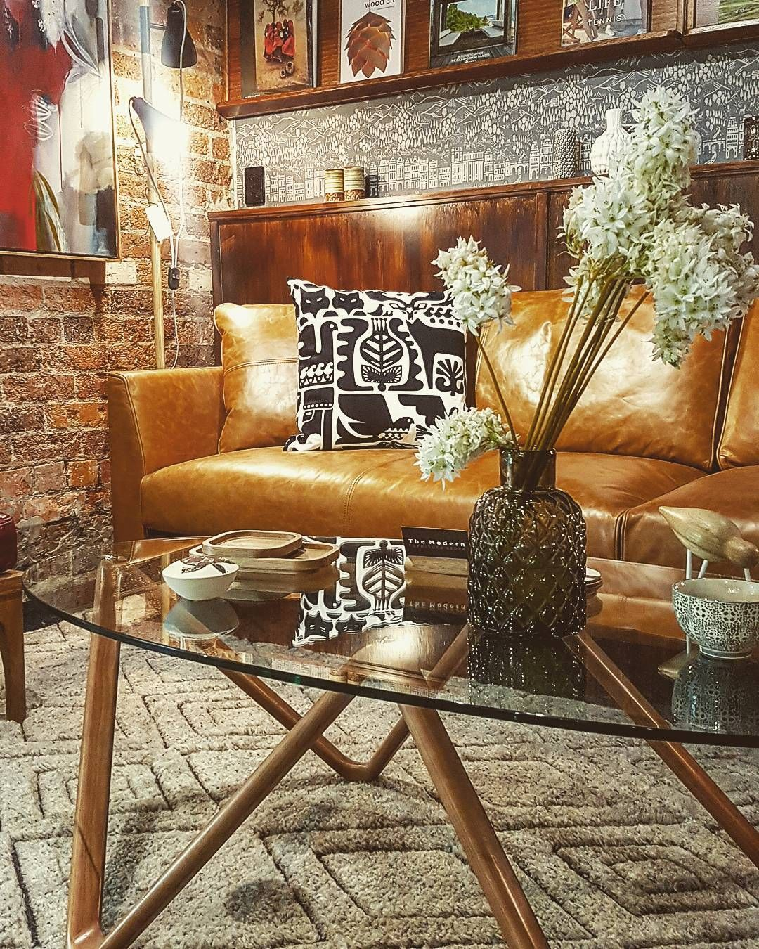 The modern furniture store on instagram narvik 4 seater sofa in tan leather foreversofa armadilloandco marimekkoaustralia
