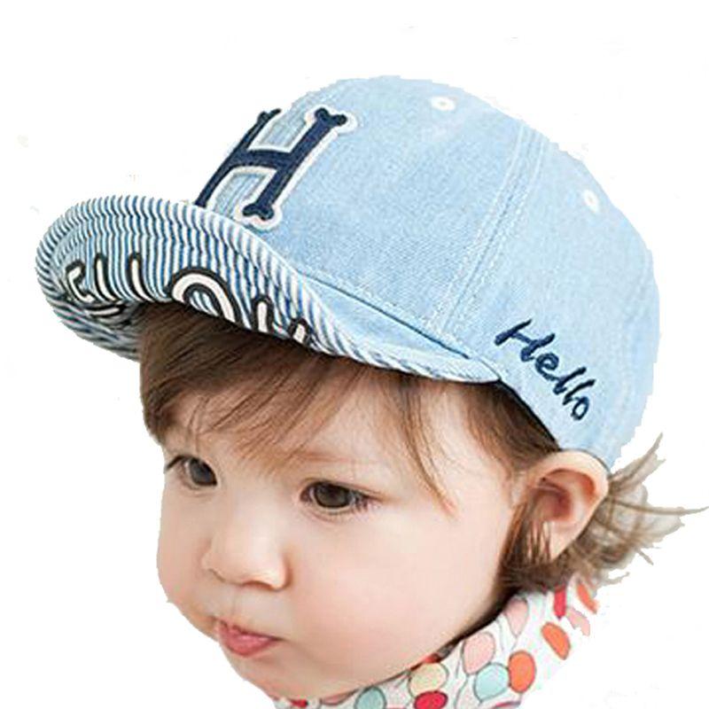 1b94bcce288cd Hello Adjustable Toddler Baseball Cap   Price   9.99   FREE Shipping      hashtag4