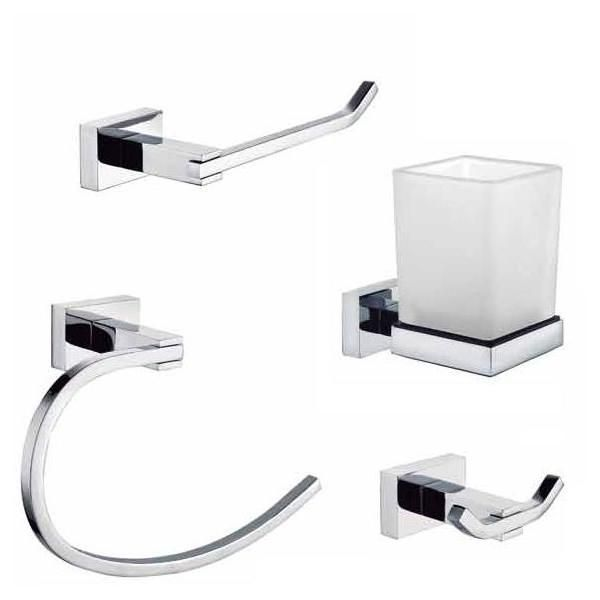 Pack de accesorios de ba o del cat logo low cost 49 90 for Catalogo accesorios bano