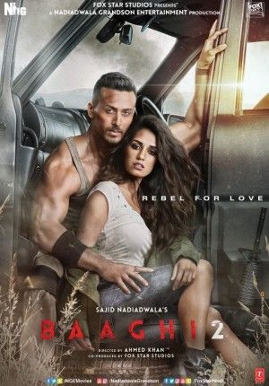 Baaghi 2 hindi movie 2018 online watch full free watch - Baaghi 2 love wallpaper ...