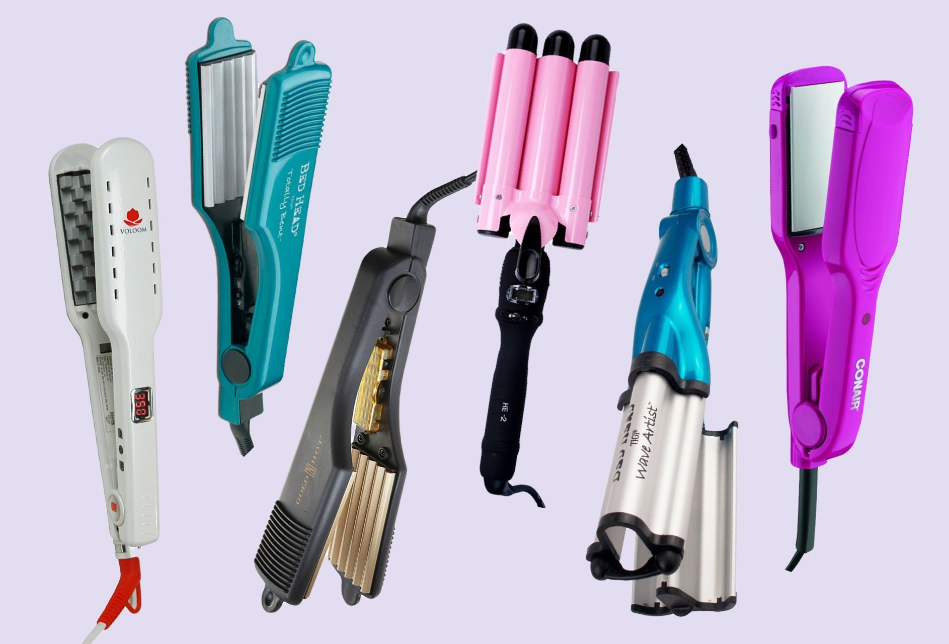 7 Best Hair Crimpers For All Hair Lengths And Textures Hair Crimper Crimped Hair Cool Hairstyles