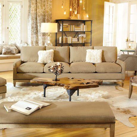 Dante Grand Sofa From ArhausIt Is So Comfy