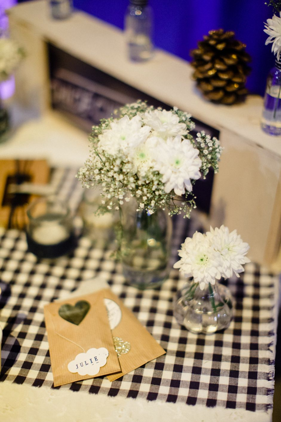 Décoration de table by {les Cocottes}