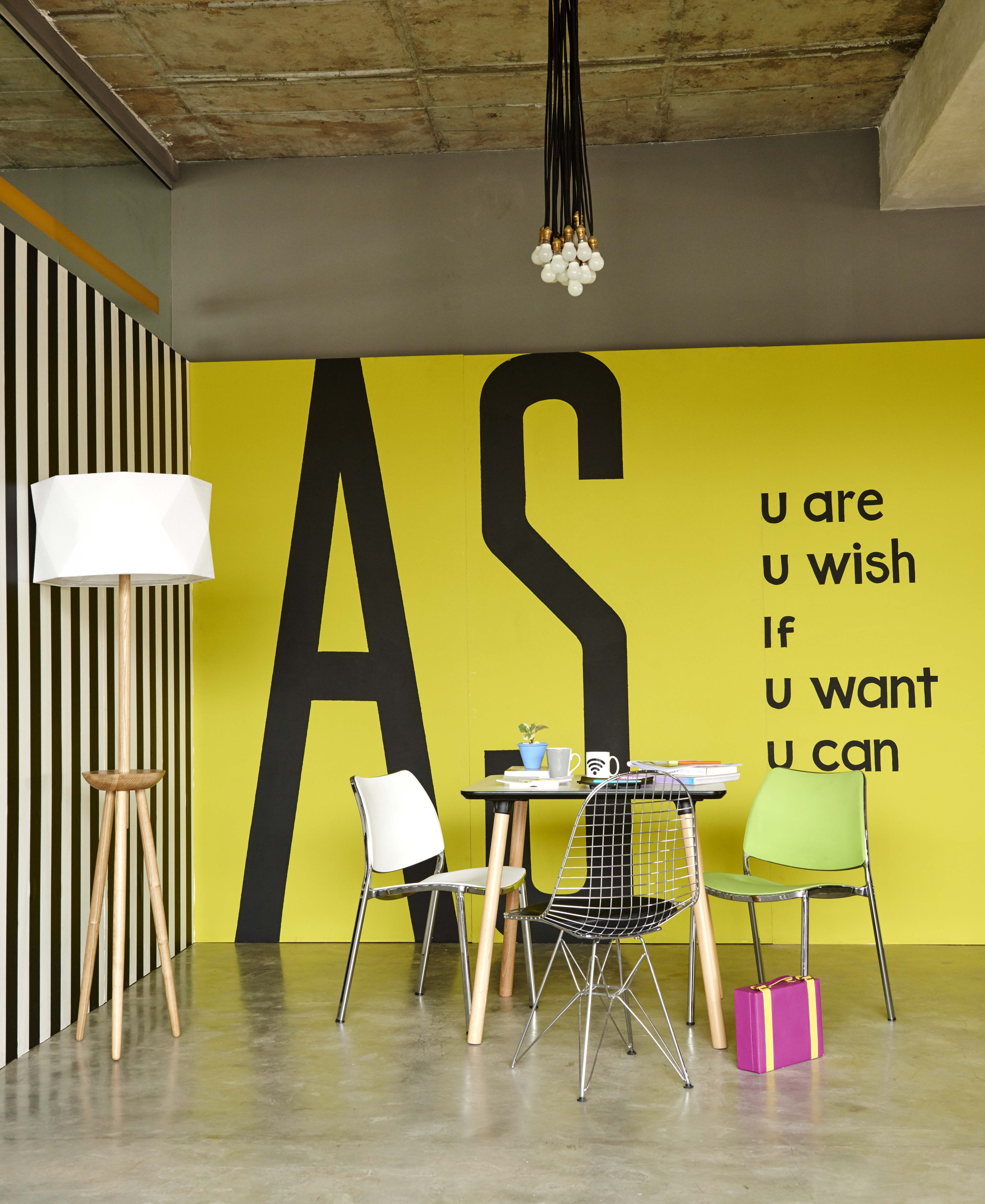 Get Creative with tape and type. Who said art is reserve of the ...