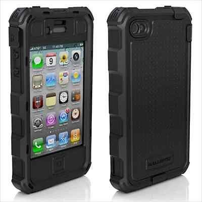 New Ballistic Hard Core (HC) Series Cover Case for apple iPhone 4/4S Black