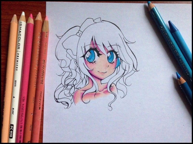 Lovely Best Colored Pencils For Anime Prismacolor Colour Pencil Shading Colored Pencils