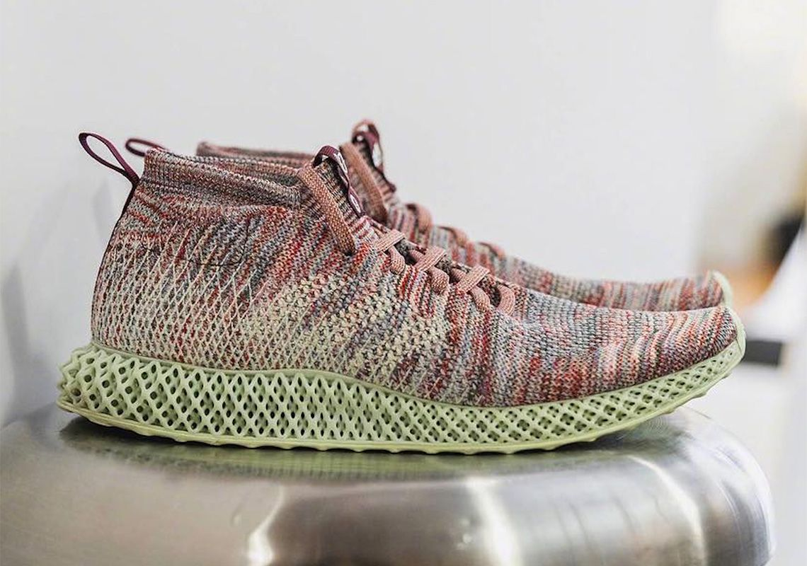 fe806b9e3 Find the release date and more details here. KITH adidas Consortium 4D  Aspen First Look  thatdope  sneakers  luxury  dope  fashion  trending