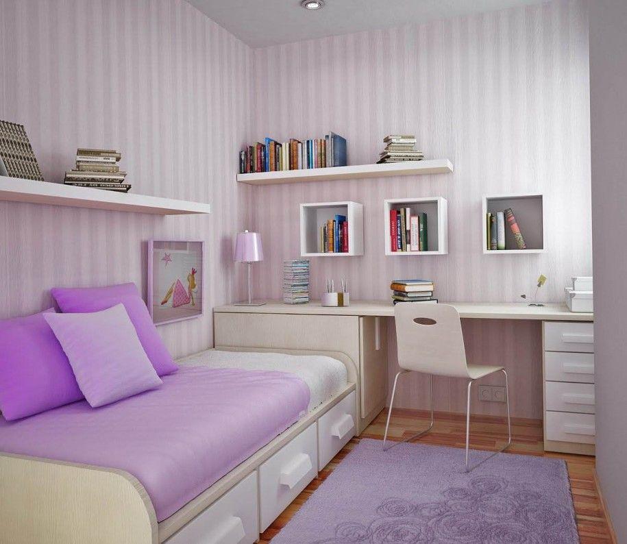 Top 15 Teenage Bedroom Furniture Ideas Small Room Bedroom Small Bedroom Designs Small Room Design