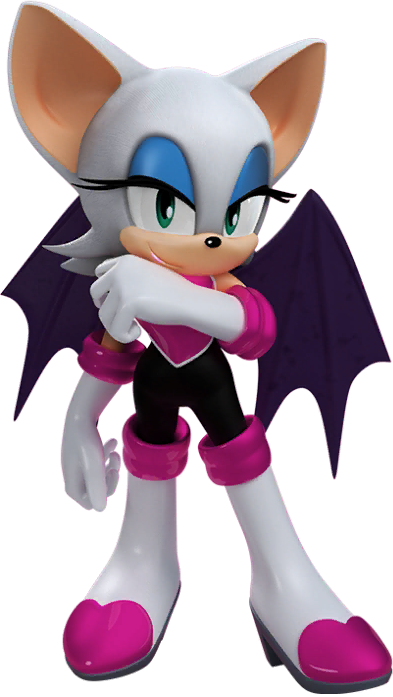Rouge The Bat Rouge The Bat Sonic Sonic Birthday