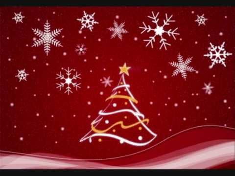 Youtube Sfondi Natalizi.Mariah Carey All I Want For Christmas Is You Buon Natale Auguri Natale Musica Natalizia