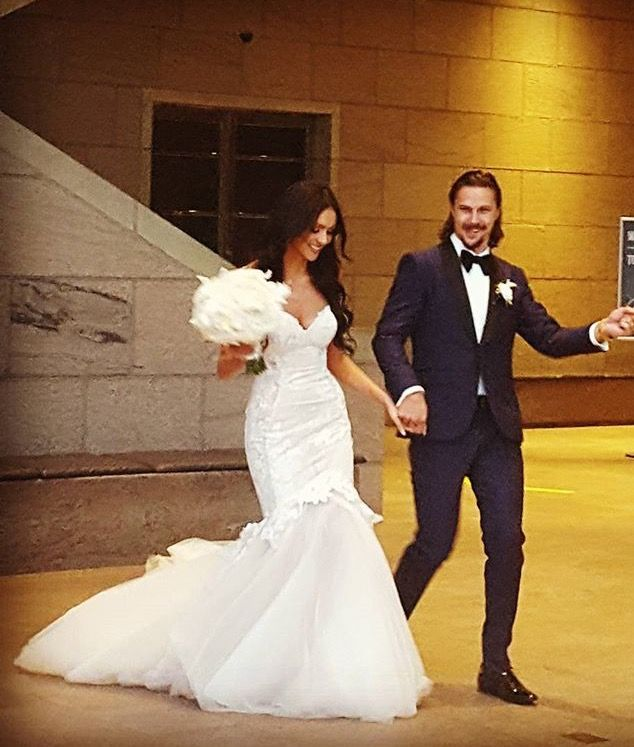 sale retailer 4aecf e15ae Erik Karlsson | ottawa senators | Mermaid wedding, Wedding ...