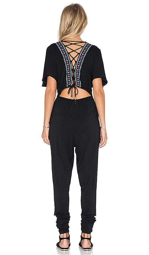 Shop for 6 SHORE ROAD Big Sur Embroidered Jumpsuit in Black Rock at REVOLVE. Free 2-3 day shipping and returns, 30 day price match guarantee.
