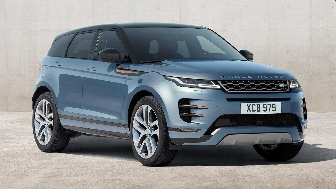 2020 Range Rover Evoque Review, Release Date, Styling