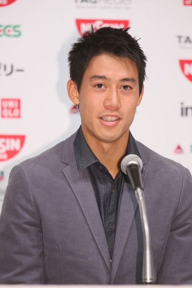 Kei Nishikori Photos - Kei Nishikori Arrives Back To Japan From US Open - Zimbio