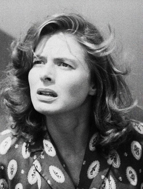 Ingrid Bergman in Stromboli (Roberto Rossellini, 1950) | Ingrid bergman,  Roberto rossellini, Ingrid
