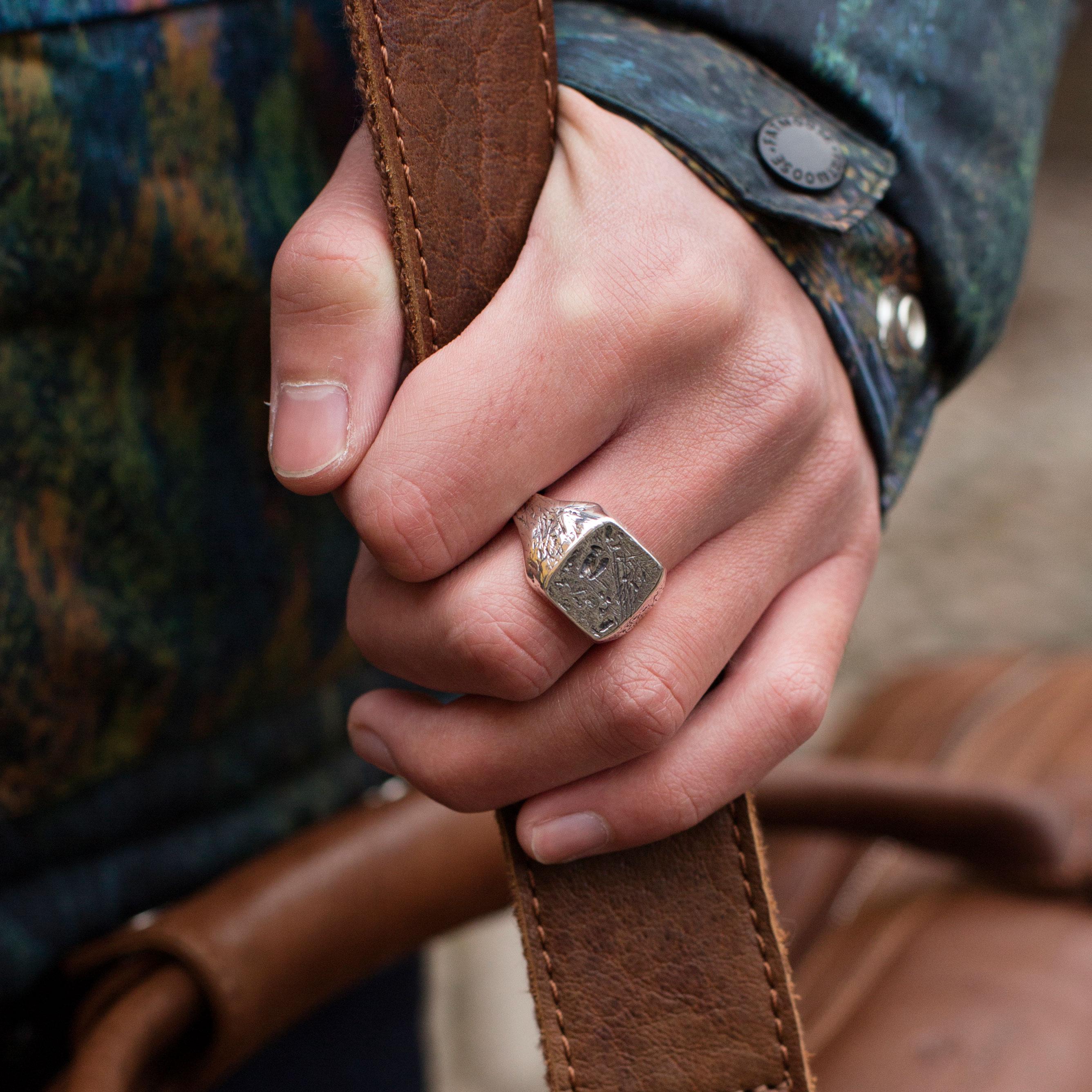 Image result for django signet ring