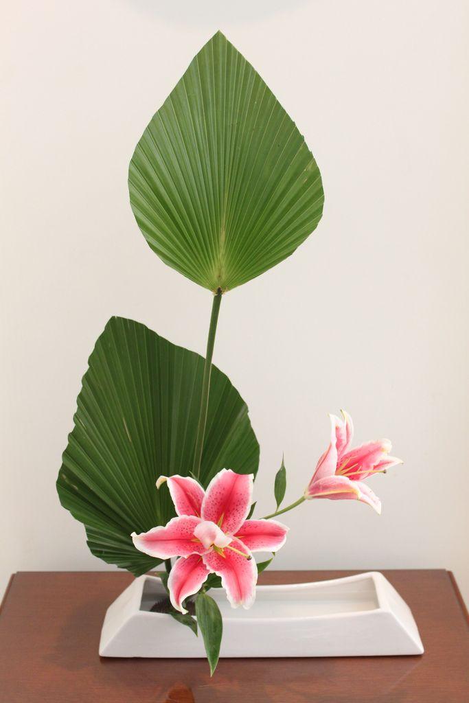 Cómo Hacer Que El Arreglo Floral Ikebana Navidad