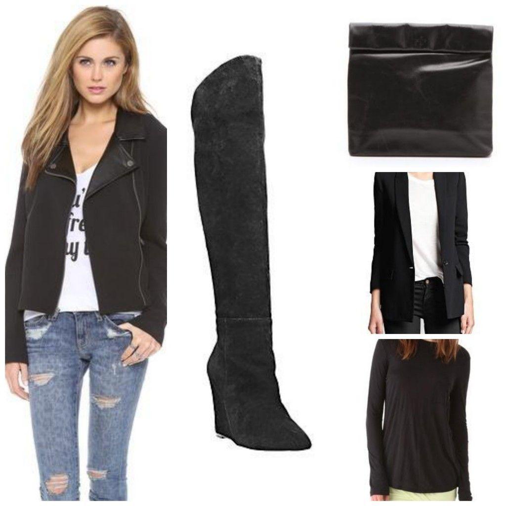 Fall Fashion: Black