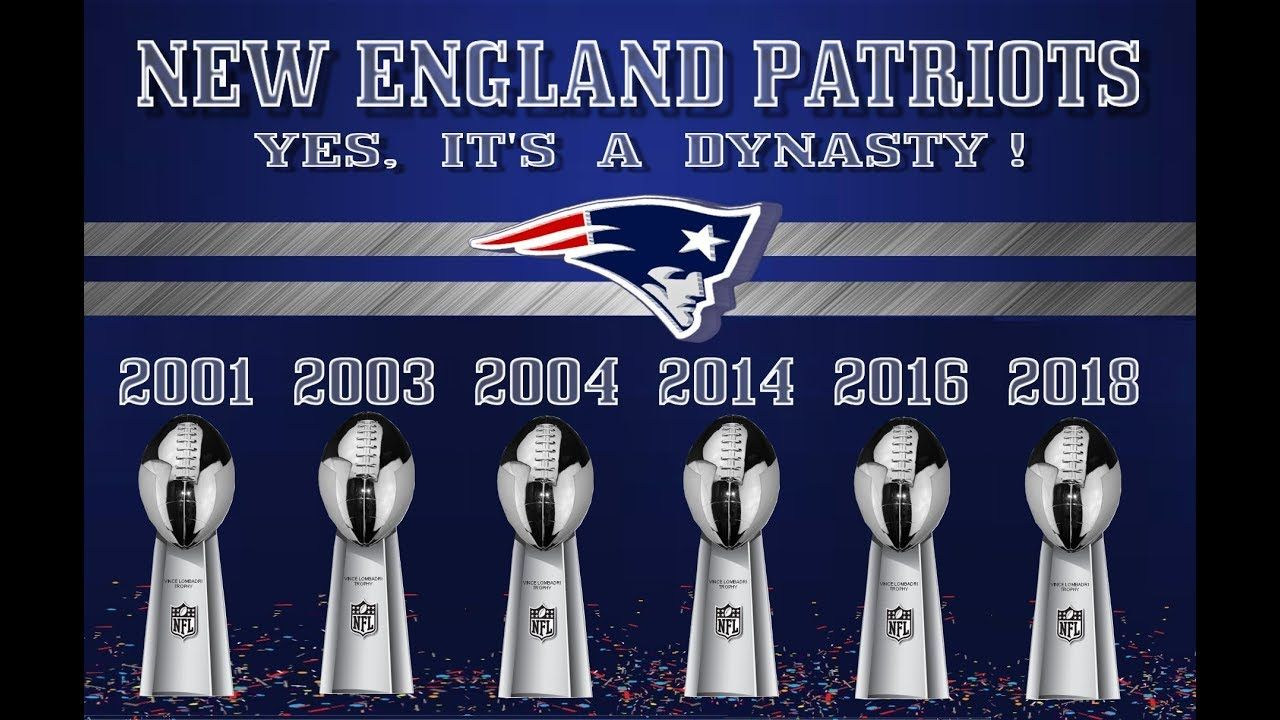 Good Fortune Franchises How Chance Makes Or Breaks Dyansties The New Engl In 2020 New England Patriots New England Patriots Merchandise New England Patriots Football