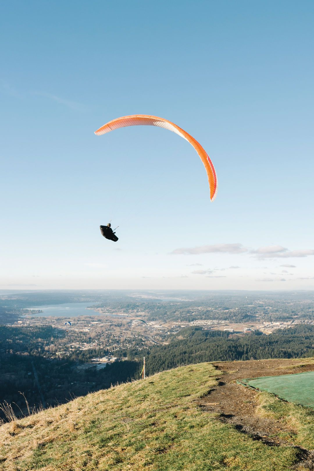 So You Want to Try Paragliding Paragliding