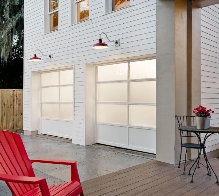 Avante Glass Aluminum Garage Doors Garage Doors Garage Door Styles Glass Garage Door