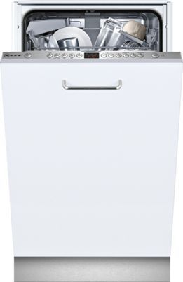 NEFF 45cm Slimline Integrated Dishwasher with Info Light