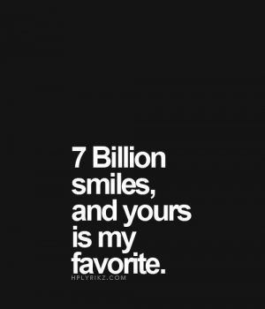 Quotes About Smiles 7 Billions Smiles.quotes  Pinterest