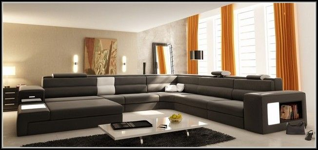 High End Sectional