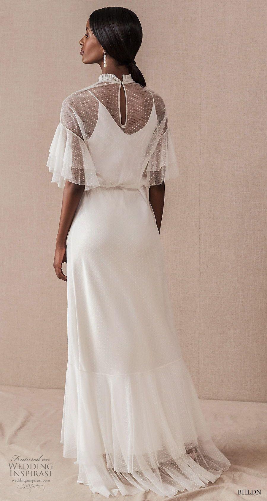 Bhldn Spring 2020 Wedding Dresses Wedding Inspirasi Wedding Dresses Wedding Dress Inspiration A Line Wedding Dress [ 1688 x 900 Pixel ]