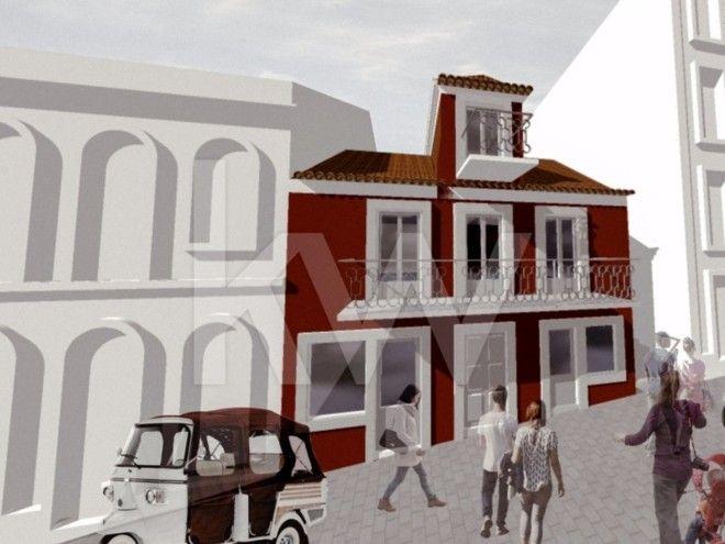 Prédio, Santa Maria Maior, Lisboa BPI Expresso
