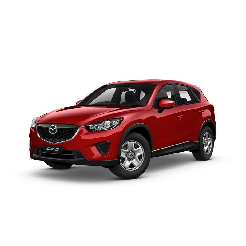 Soul Red #mazdacx5 For Silver Mazda Cx 5 For