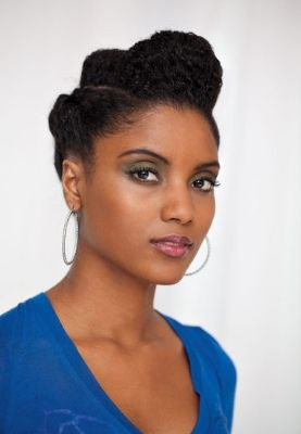 Natural Hairstyles You Can Wear To Work Natural Hair Styles Hair Inspiration Hair Styles